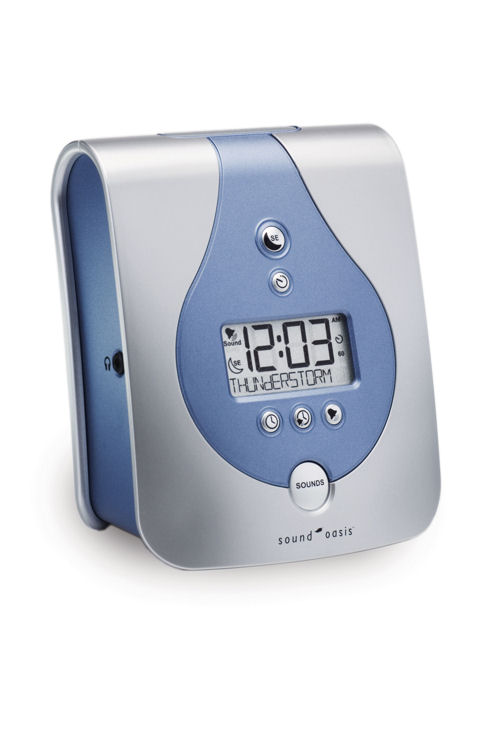 Sound Oasis Sleep Sound Therapy System S-650-02