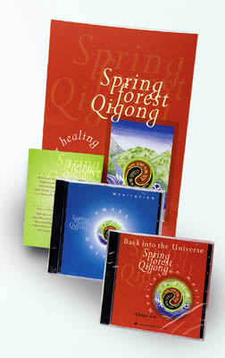 Spring Forest Qigong Level 2:    CD / DVD