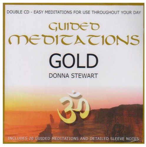 Guided Meditations Gold Relaxation CD