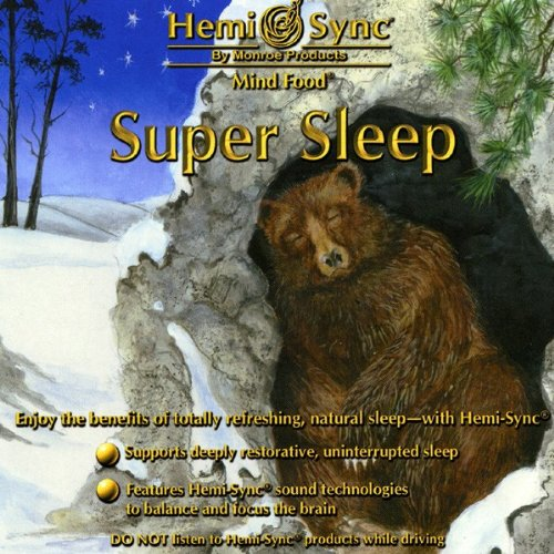 Hemi-Sync Super Sleep CD