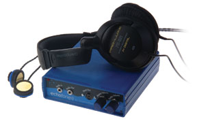 Echofone Ultrasonic Listening System