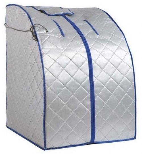 Portable Far Infrared Sauna - Ceramic & Carbon - 3 Panel