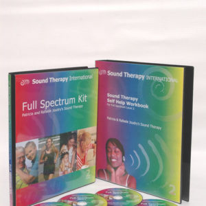 Patricia Joudry Sound Therapy Level 2 Full Spectrum Kit