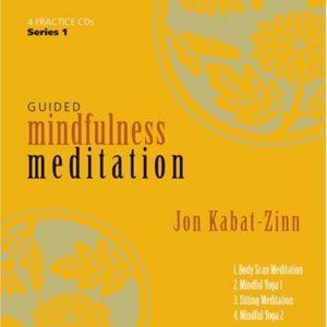 Guided Mindfulness Meditation 4 CD Set + Study Guide
