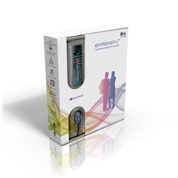 emWave Pro Desktop Stress Relief System - For PC or Mac