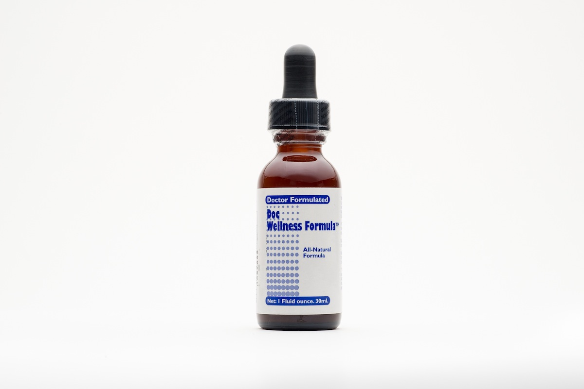 Doc Wellness Formula (Formerly HGH Plus) - Natural Growth Hormone Releaser