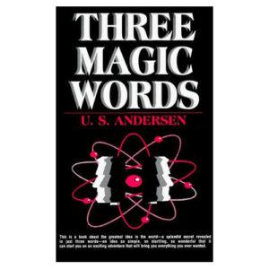 Three Magic Words Book