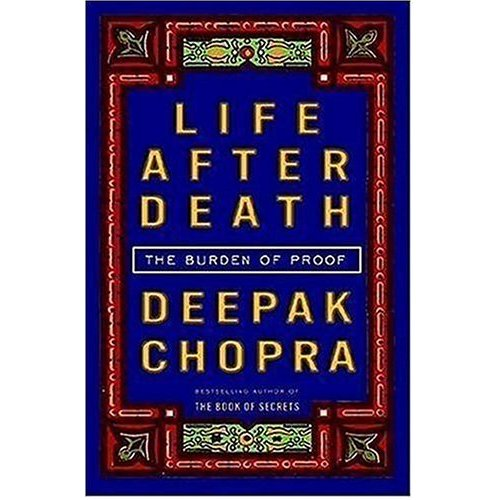 Life After Death: The Burden of Proof Book / Audio CD