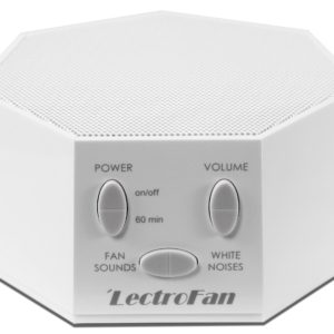 LectroFan White Noise Machine and Electronic Fan  - On Back order until Mid March 2017