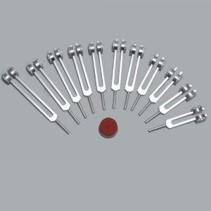 Cosmic Octave Planetary Tuning Fork Set