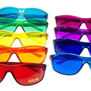 Color Therapy Glasses - Individual Colors