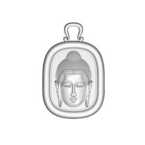 Chi Charms Buddha Charm