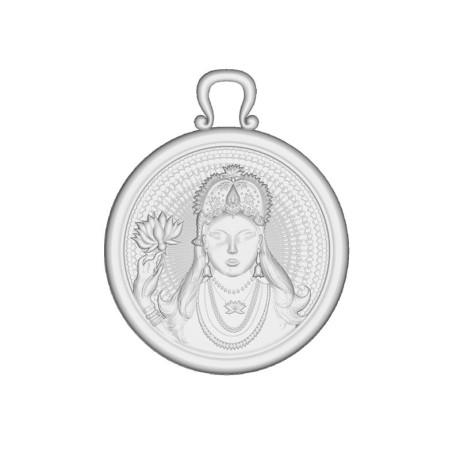 Chi Charms Lakshmi Charm
