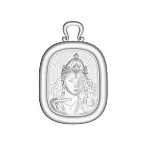 Chi Charms Saraswati Charm