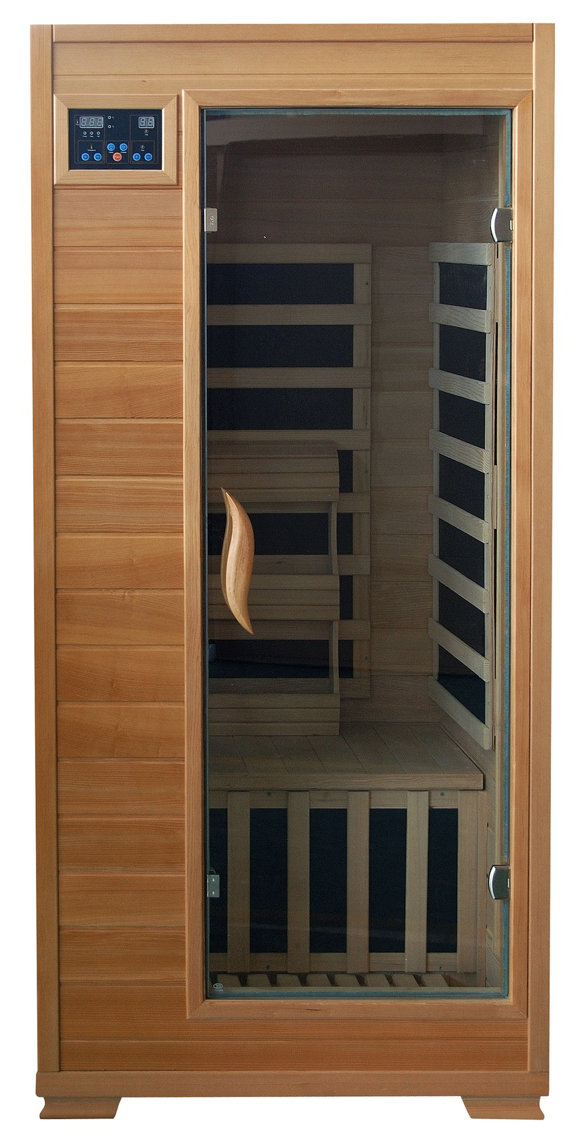 1 Person Far Infrared Sauna With Carbon Heaters