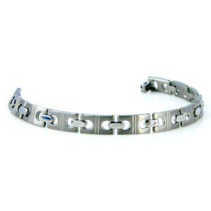 Shuzi EMF Bracelet Titanium