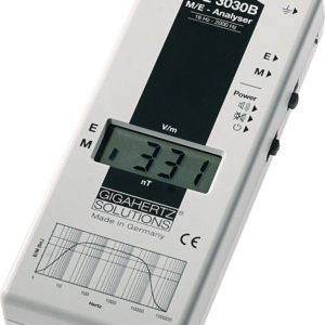 GigaHertz ME3030B EMF Meter / Gauss Meter