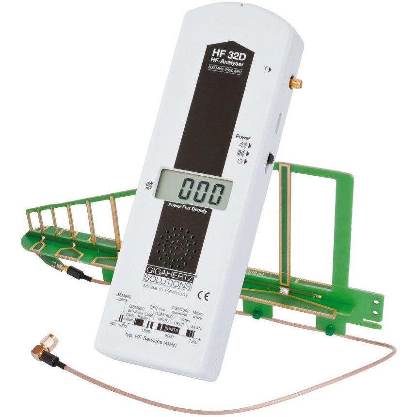GigaHertz Solutions HF32D RF Detector / RF Meter