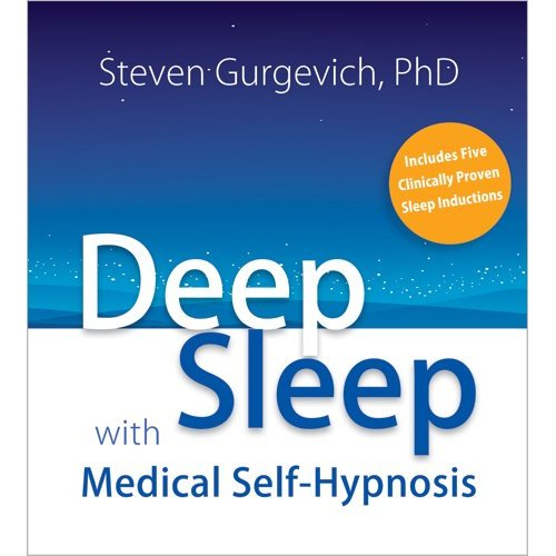 Deep Sleep with Medical Self-Hypnosis 2 CD Set