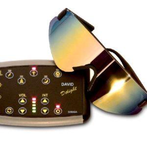 David Delight Light Therapy Sound Machine