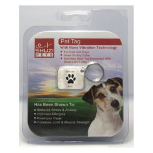Shuzi Dog Tag for EMF Protection For Your Pet