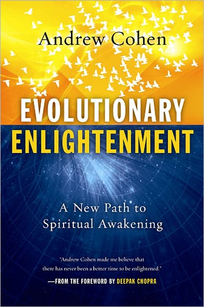 Evolutionary Enlightenment: A New Path to Spiritual Awakening Book