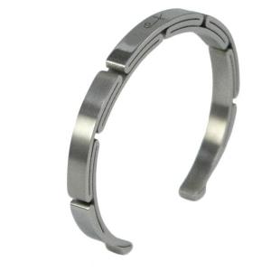 Shuzi Cuff Titanium EMF Bracelet - Ladies