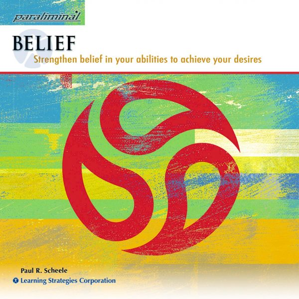 Belief Paraliminal CD