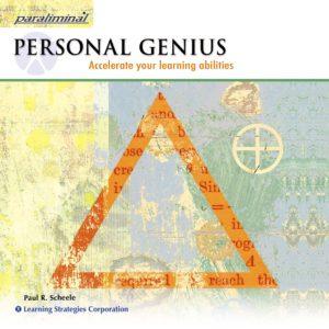 Personal Genius Paraliminal CD