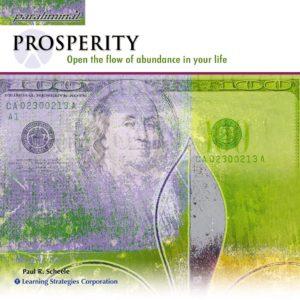 Prosperity Paraliminal CD