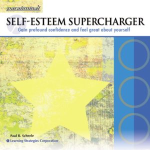 Self Esteem Supercharger Paraliminal CD