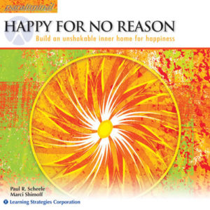Happy For No Reason Paraliminal CD