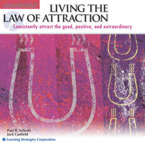 Living The Law Of Attraction Paraliminal CD