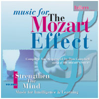 Music For The Mozart Effect, Volume 1, Strengthen the Mind CD
