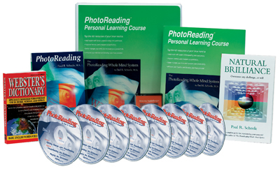 Photoreading Personal Learning Course Tools For Wellness