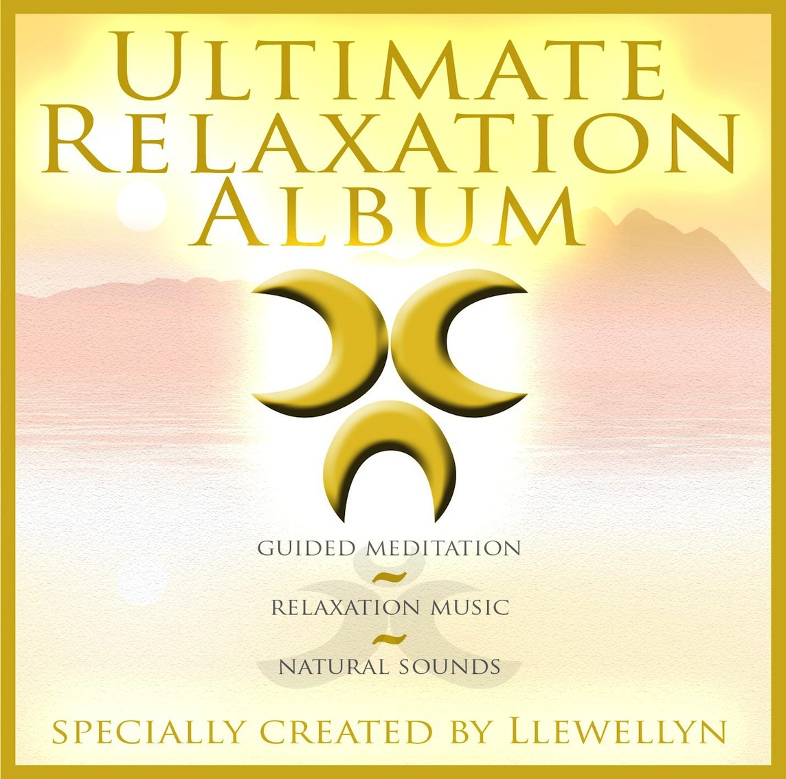 Ultimate Relaxation Album CD