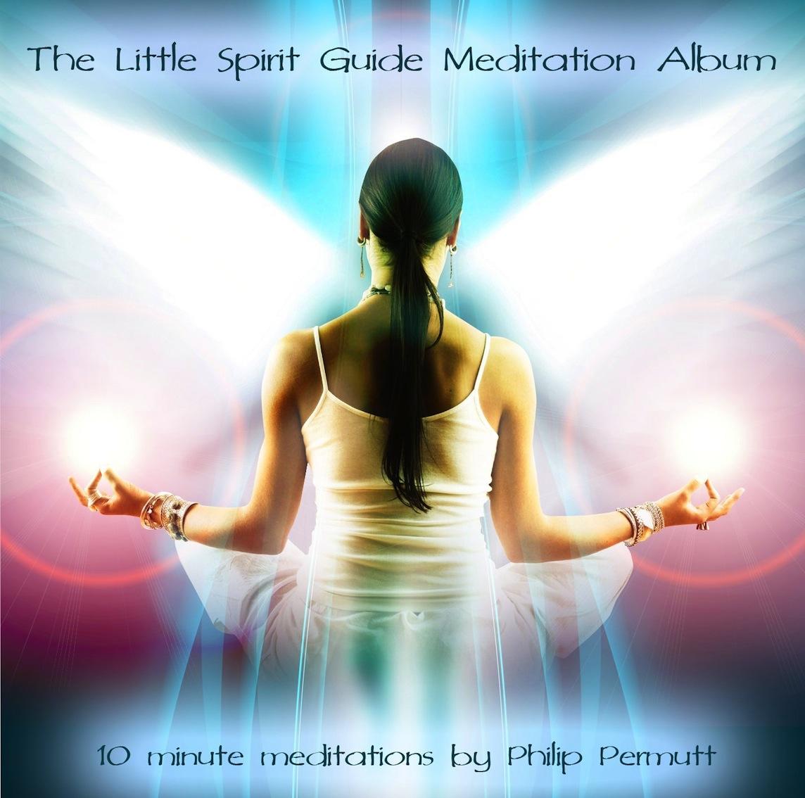 Little Spirit Guide Meditation CD