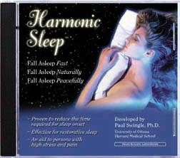Harmonic Sleep CD