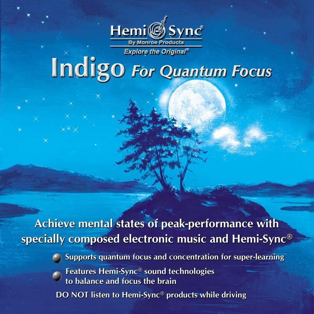 Hemi-Sync Indigo For Quantum Focus CD