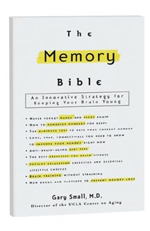 The Memory Bible: An Innovative Strategy for Keeping Your Brain Young Book