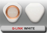 Q-Link White SRT-3 Pendant