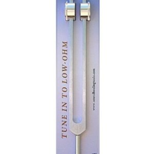 Low Ohm Tuning Fork 68.05 Hz