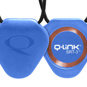 Q-Link Aura Blue SRT-3 Pendant