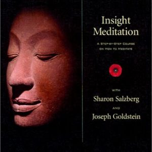 Insight Meditation Kit [Includes 2 CDs, Workbook and 12 Study Cards]