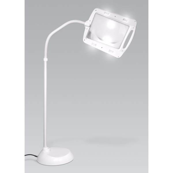 5x Magnifying Reading Lamp