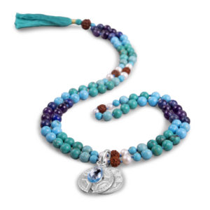 Leadership Mala with pendants