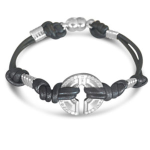 highchi Leather Bracelet