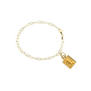 Ganesh Bracelet Gold