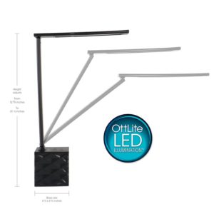 Ottlite LED speaker lamp