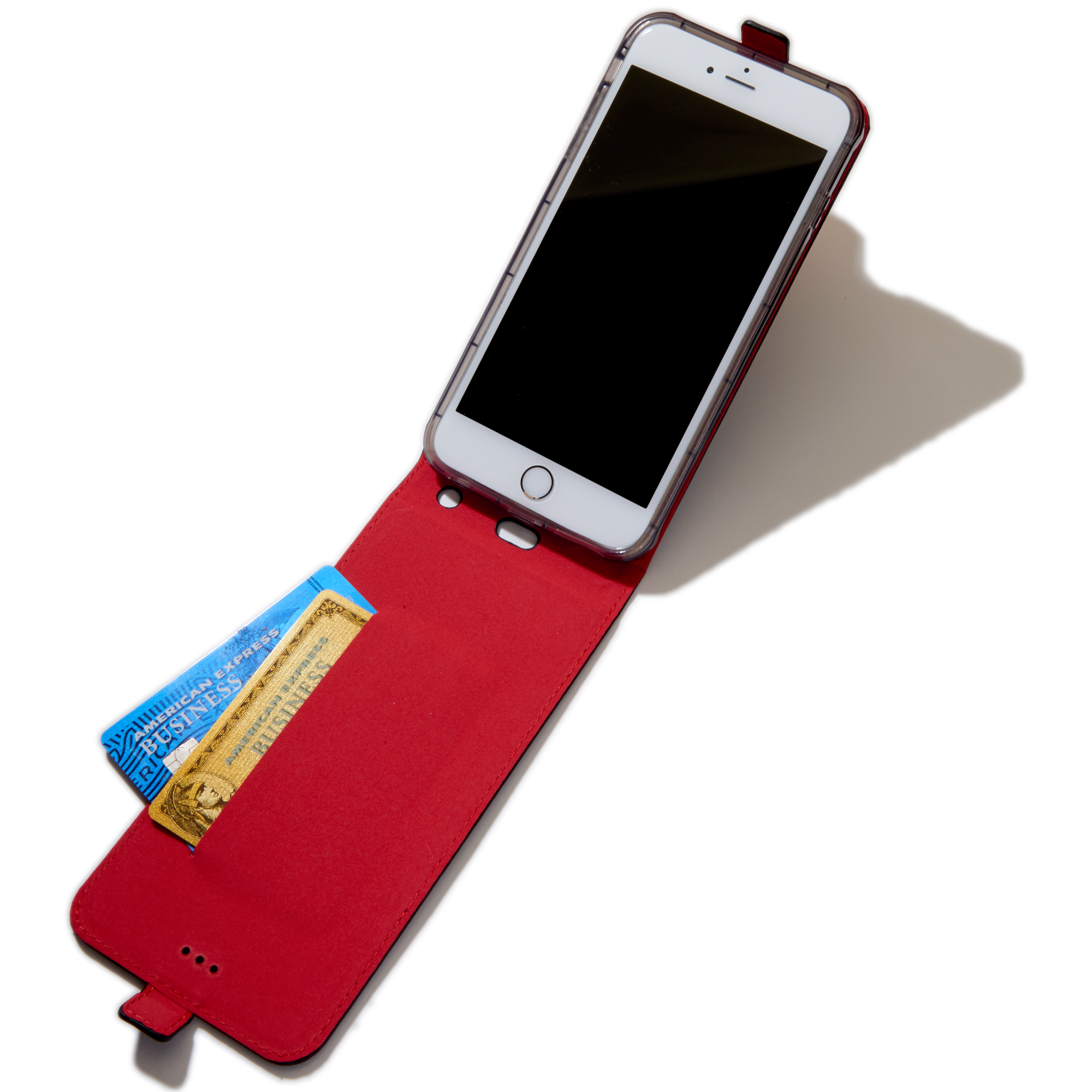 los angeles bb1fb 5a8e3 WaveWall Universal Flip Cell Phone Case for EMF and RFID protection